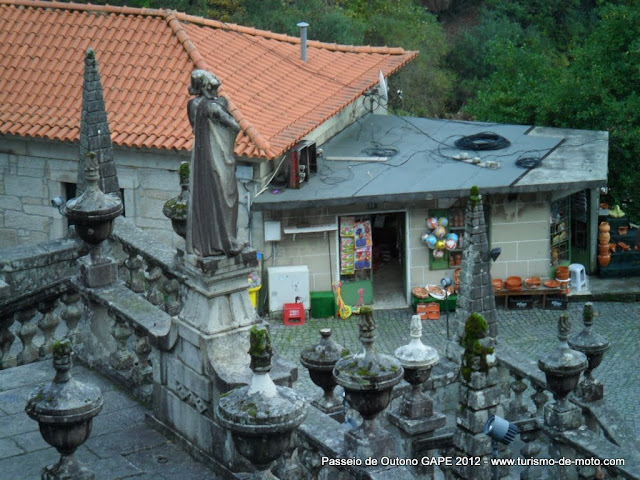 Santuario da Nossa Senhora da Peneda, Arcos de Valdevez, freguesia de Gavieira