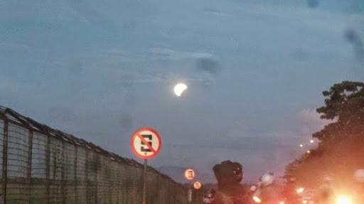 Gerhana Bulan di Malam Minggu, Maka Ini yang Terjadi