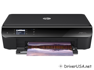 Driver HP ENVY 4500 e-All-in-One Printer – Download & installing Instruction