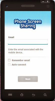 Phone Sharing PC