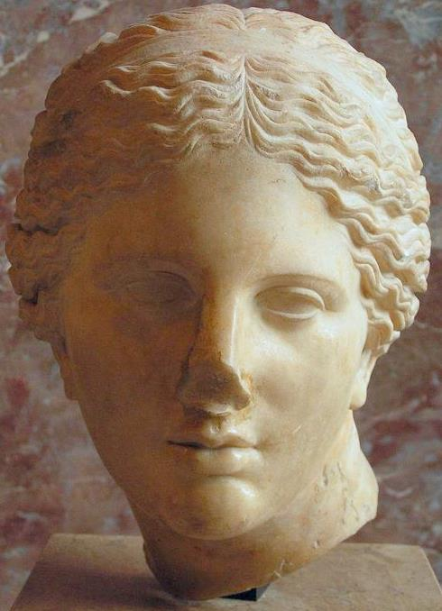 Resultado de imagen para cabeza de escultura clásica