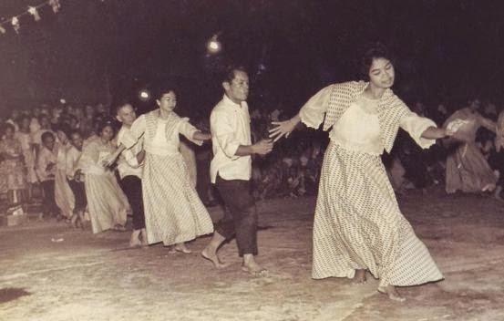 Dancing in Bantayan