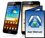 Manual de utilizare Samsung Galaxy Note Manual de utilizare in limba romana, Samsung Galaxy Note N7000