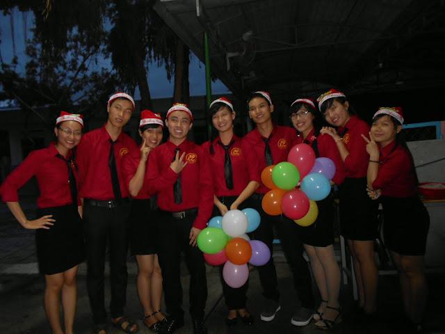 Sinh viên Công giáo Tin Yêu Nha Trang đón Giáng sinh 2014
