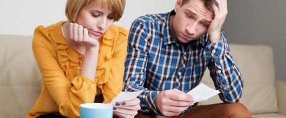 Finanças e um dos principais motivos de separação