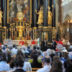 Pfingstsonntag 2014 - Pontifikalamt in der Stiftskirche Wilten - 08.06.2014