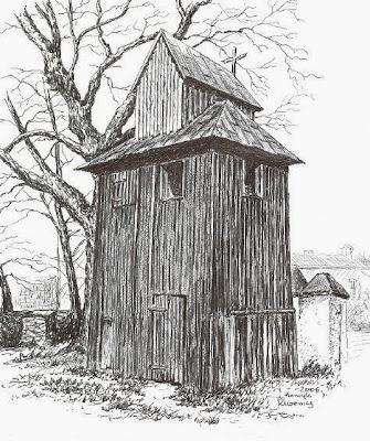 Dzwonnica w Siedlcach