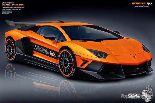 50+ Gambar Mobil Lamborghini Aventador Terkeren
