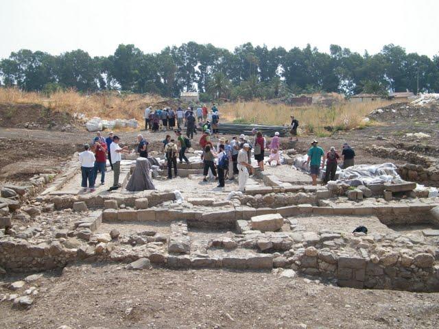 בית הכנסת מימי בית שני במגדל