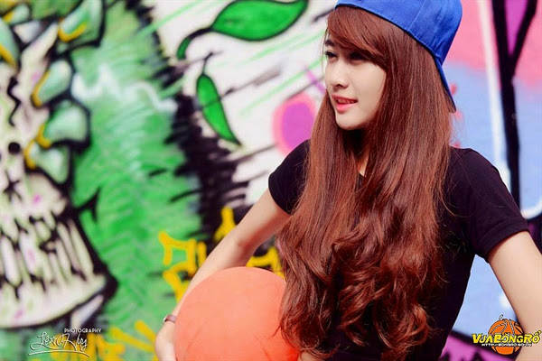 """Miss Bóng Rổ 2013 lộ diện 7 gương mặt """"thiên thần"""" 1"""