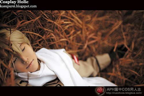 hetalia: axis powers cosplay - russia 2