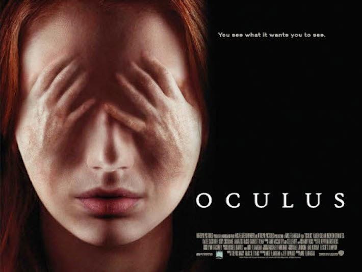 Ο Καθρέφτης της Κολάσεως Oculus Wallpaper