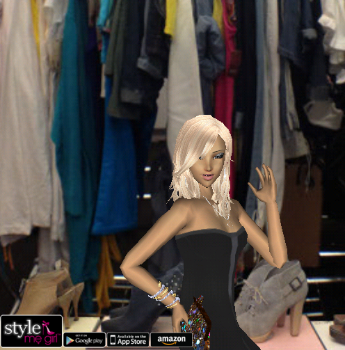 Style Me Girl Level 21 - Lyan Li - Hollywood