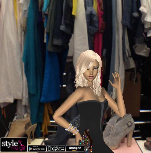 Style Me Girl Level 21 - Lyan Li - Hollywood