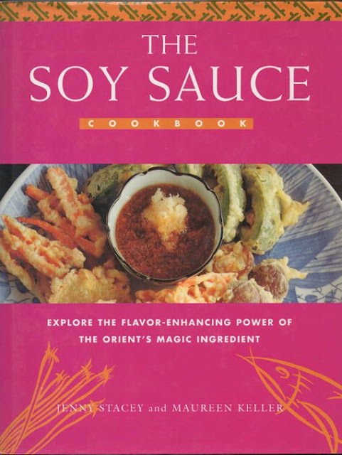The Soy Sauce Cookbook