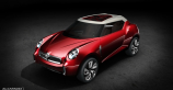 BEIJING 2012 - MG Icon Concept