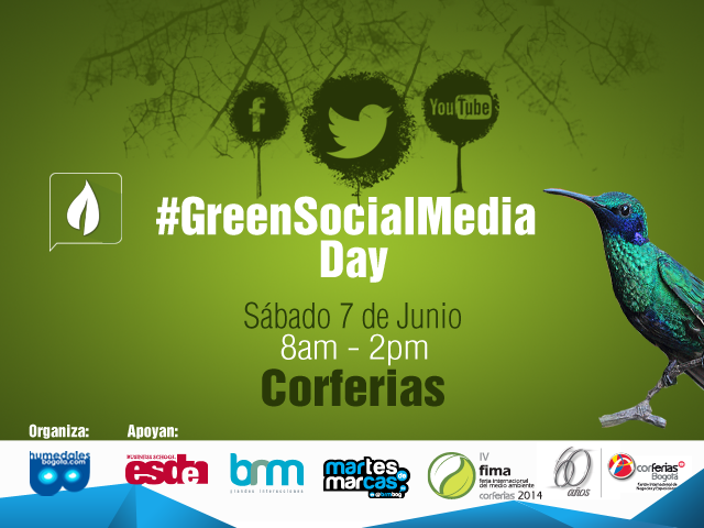 GreenSocialMedia DAY