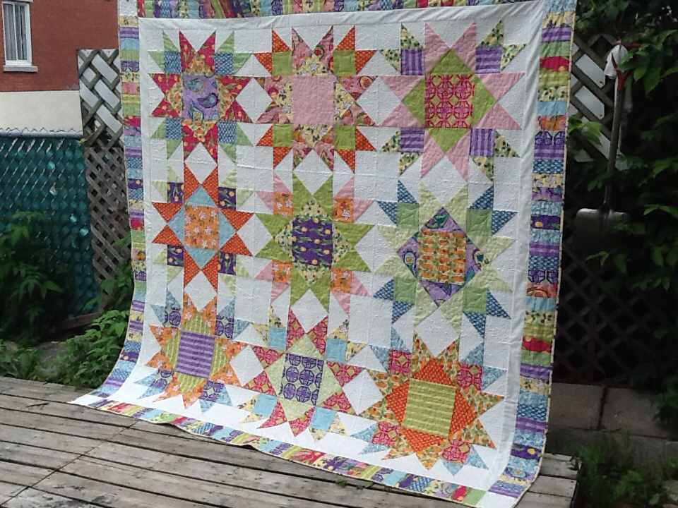 Dizzy Quilts Bed Quilts