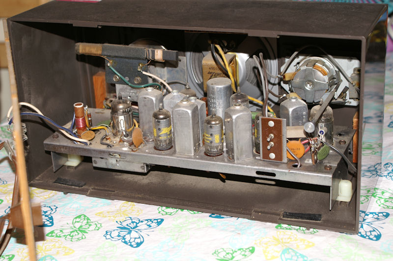 Antique Radio S View Topic Final Tube Radios From Zenith. Wiring. Zenith Tube Clock Radio Schematics At Scoala.co