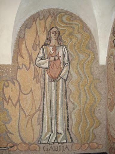 Goddess Gabija Image