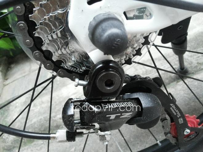 xe dap the thao TrinX M024 xe đạp thể thao xe dap dia hinh xe dap trinx