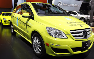 F-Cell World Drive comes to Merceded-Benz of Lynnwood