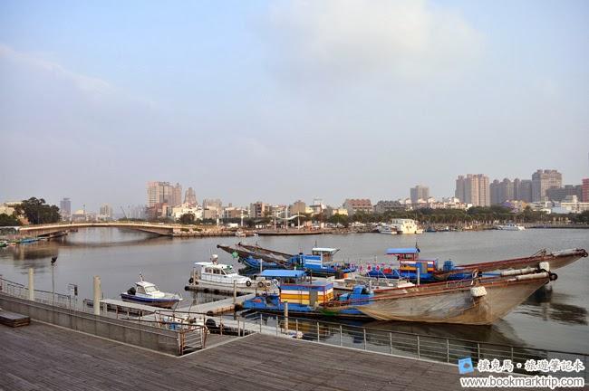 安平港金城遊憩碼頭