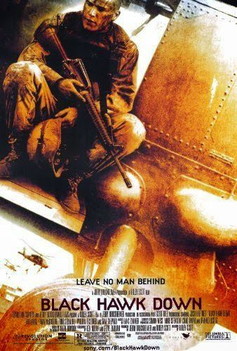 Poster Of Black Hawk Down (2001) Full Movie Hindi Dubbed Free Download Watch Online At alldownloads4u.com