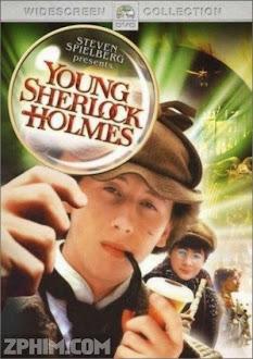 Thời Niên Thiếu Của Sherlock Holmes - Young Sherlock Holmes (1985) Poster