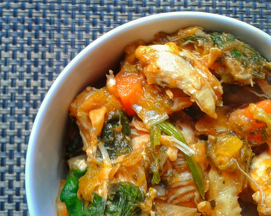 Welcome to Mommyhood: Healthy toddler meals Chicken stew