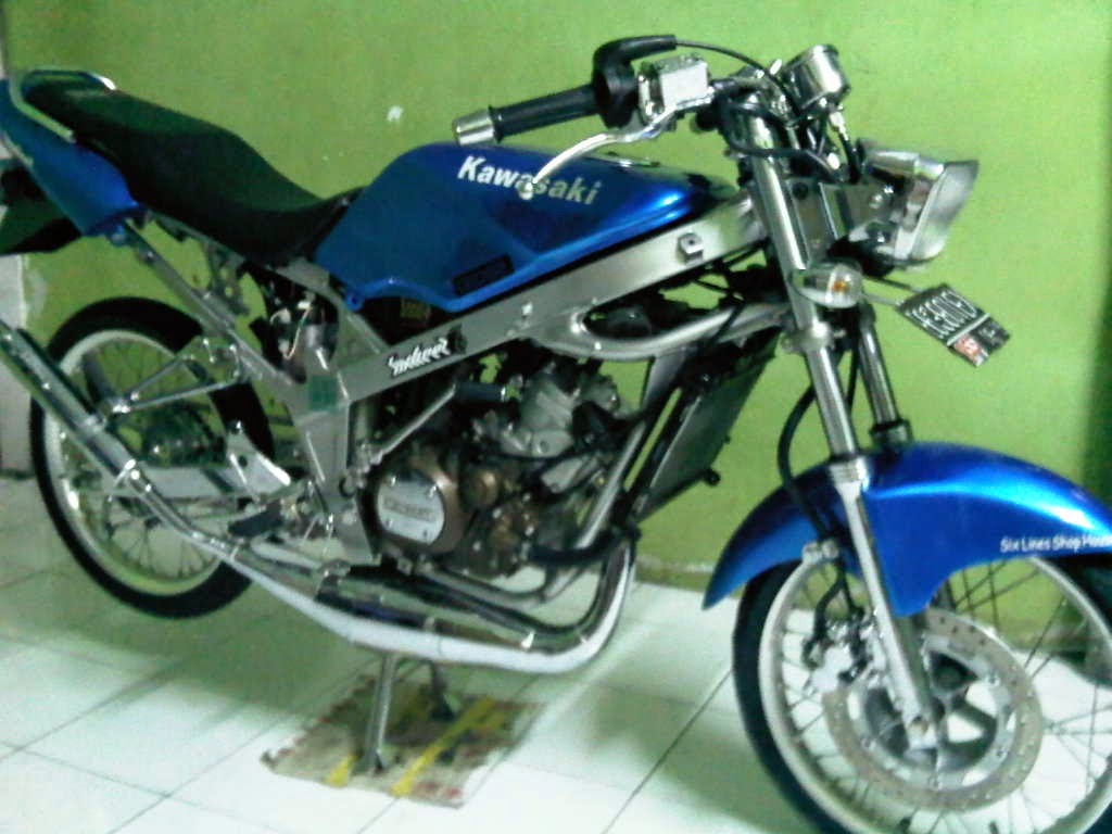 modifikasi ninja 150 n