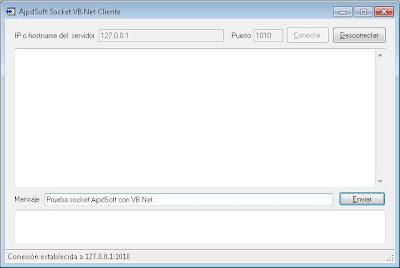 Socket Visual Basic  Net, conexión mediante socket VB Net y
