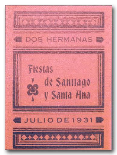 Revista de Feria 1931