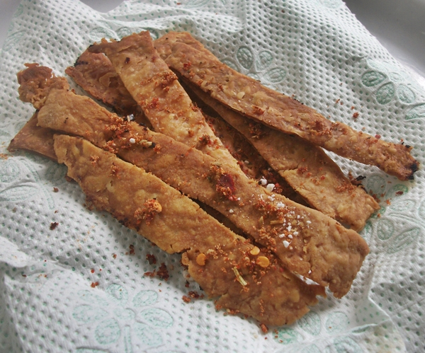 Pie Sticks Recipe