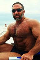 Hairy Chested Muscle Bears - Hot Hot Hot