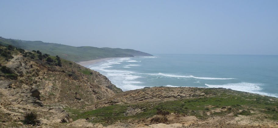 Paradise Beach near Asilah