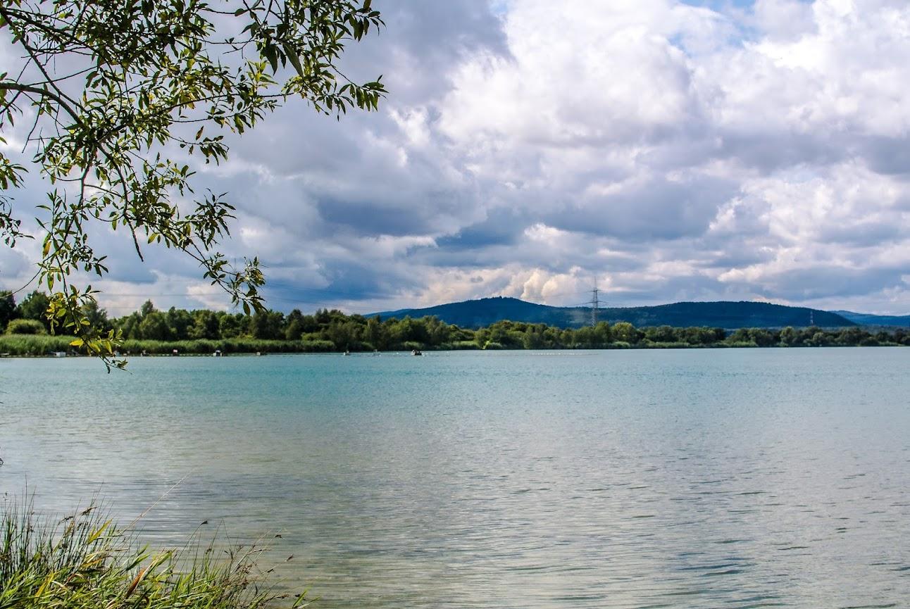 Der Singliser See in Borken (Hessen)