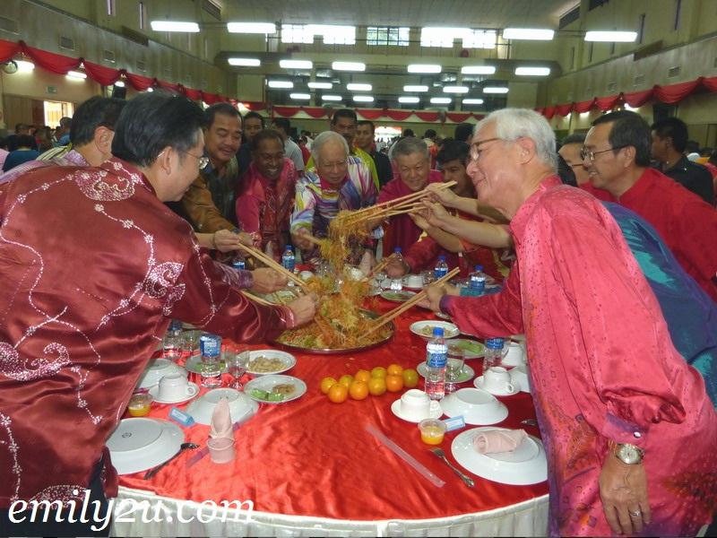 MCA Perak CNY Open House 2012