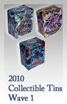 2010 Collectible Tins Wave 1