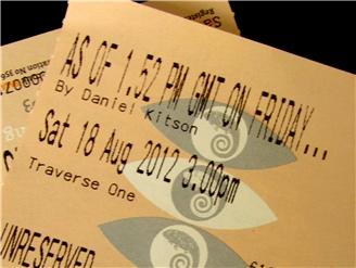 Daniel Kitson ticket