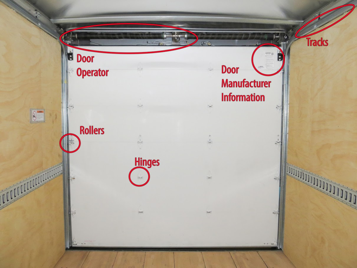Roll up Door Repair