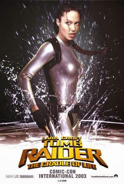 Poster Of Lara Croft Tomb Raider: The Cradle of Life (2003) Full Movie Hindi Dubbed Free Download Watch Online At Alldownloads4u.Com