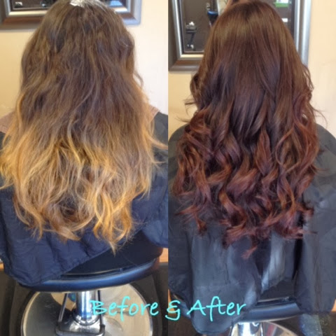 Red Velvet Hair Color ...