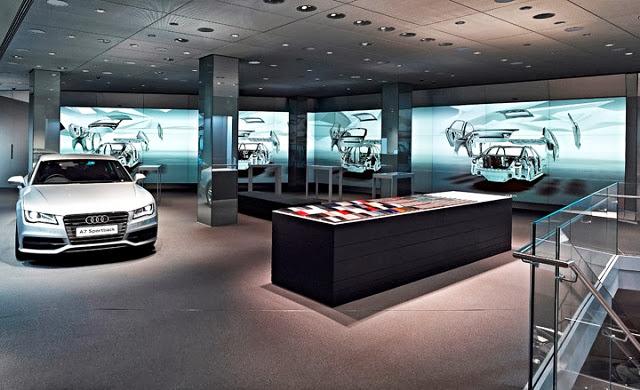 innovación Audi