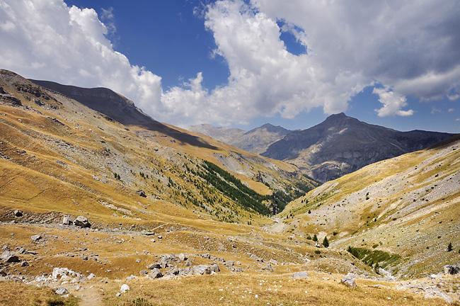 Traversée des Alpes, du lac Léman à la Méditerranée Gr5-briancon-mediterranee-vallon-sallevieille-2