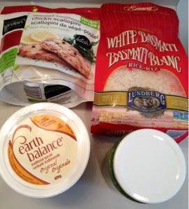 Nouveau vegan mes achats de la semaine for Beurre en special cette semaine