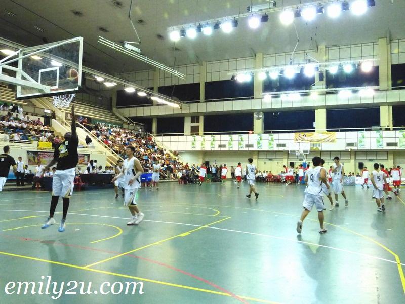 DYMM Sultan Azlan Shah International Invitational Basketball Championship 2012