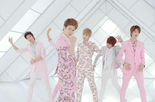 Boyfriend Love Style Music Video