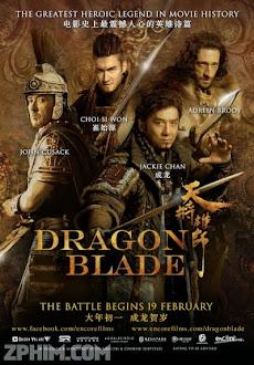 Kiếm Rồng - Dragon Blade (2015) Poster