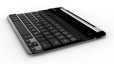 Belkin FastFit Bluetooth Wireless Keyboard Case for iPad Mini